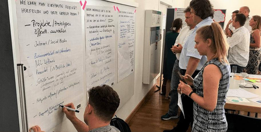 Promoting InTSEnSE during the 3rd Entrepreneurship and   Economic Education Network Meeting in Stuttgart