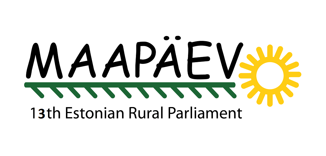 Promoting InTSEnSE in the 13th Estonian Rural Parliament in Räpina, Põlva County (Southern Estonia)