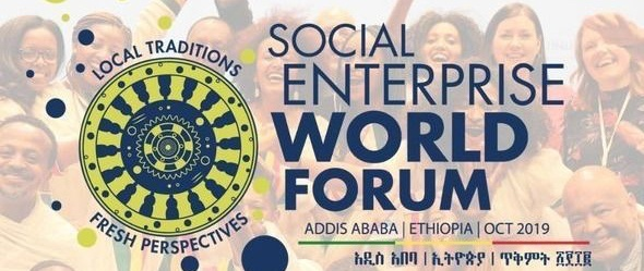 Social Enterprise World Forum in Addis Ababa, Ethiopia