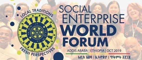 Social Enterprise World Forum in Addis Ababa, Ethiopia
